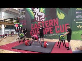 Басиров Рустам становая тяга 340 кг