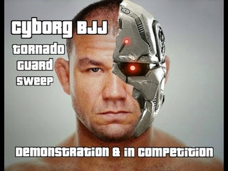 Cyborg BJJ Tornado Guard Sweeps (vs. Barbosa, Marcelo, Braulio & Maia).