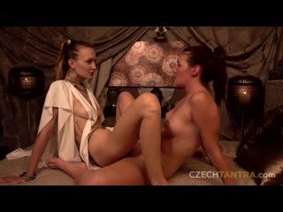 Belle claire unlocking the gate of pleasure. czech tantra. episode 1 [massage, lesbian]