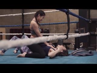 SweetheartVideo - Lesbian Strap-On Bosses 4 Scene 2 / Kendra Spade, Sinn Sage