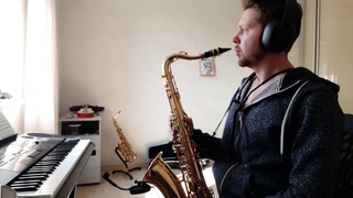 Two Feet - Love Is A Bitch (Saxophone Cover)