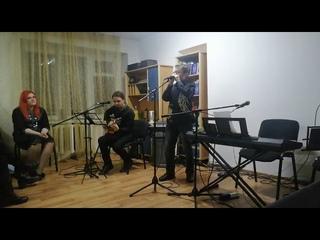 Кирилл Кулиничев и Александр Мурзаев - Волнами Блюз (вечер памяти Алины Волнами, )