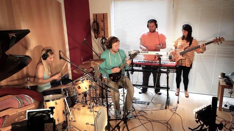 Lydian Collective - Mr Sunshine (Live Studio Session)
