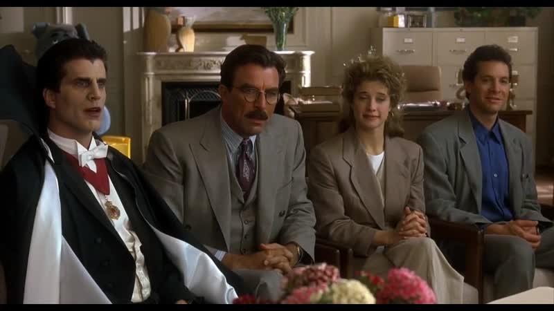 Трое мужчин и маленькая леди 1990 г