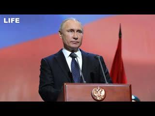 Владимир Путин выступит с обращением к россиянам в связи с коронавирусом