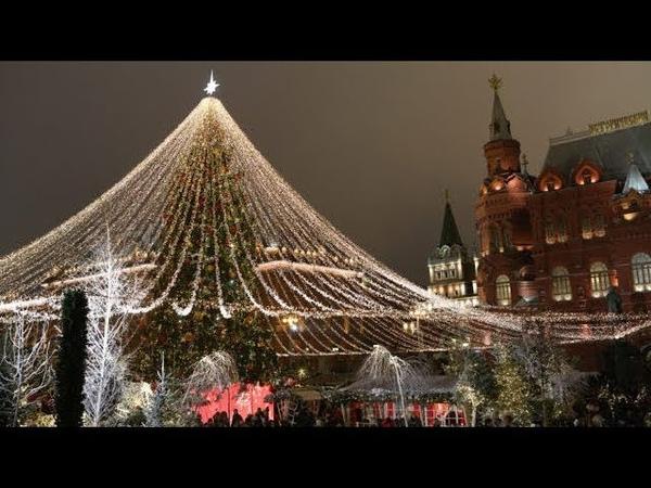 Весна в декабре Придет ли в Москву настоящая зима