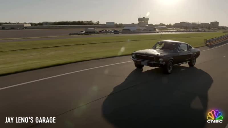 Steve McQueens Bullitt Mustang