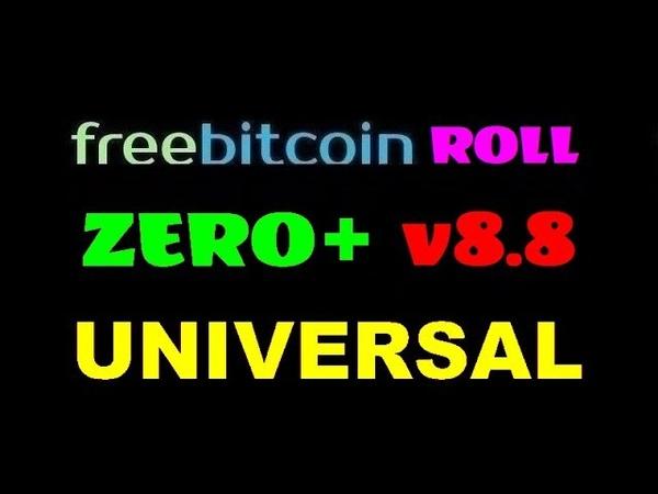 🔥 Freebitcoin Script ZERO v8 8 888 88888 sat every hour