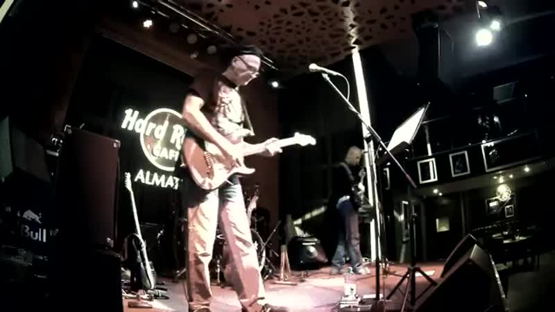 Vlad Polak Band в Hard Rock Cafe