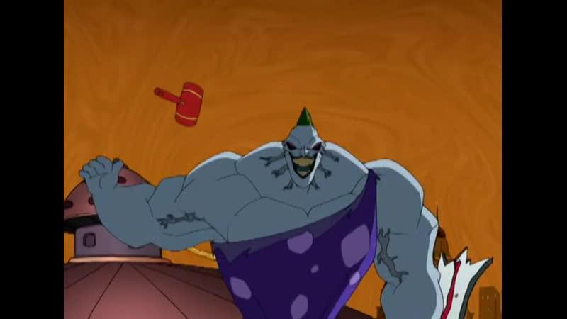 Бэтмен (2004-2008) Сезон 3 Серия 7