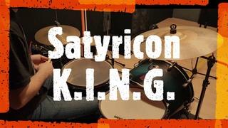Satyricon - . - drumcover by Evgeniy sifr Loboda