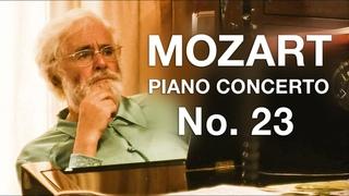 Mozart Piano Concerto No 23 (grand piano + workstation keyboard), Feb  2020