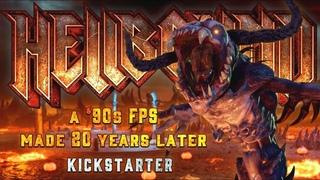 Hellbound - Играем в олдскульный шутер в духе классических частей Doom, Quake и Duke Nukem День-4й