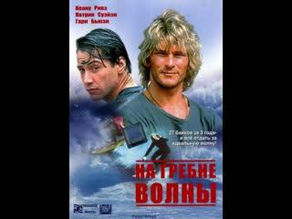 На гребне волны Point Break, 1991