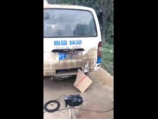 Аккумуляторная мойки для авто