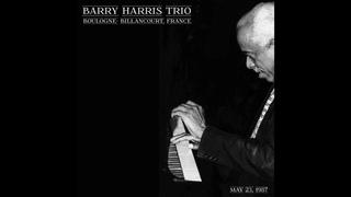 Barry Harris Trio - Boulogne-Billancourt, France