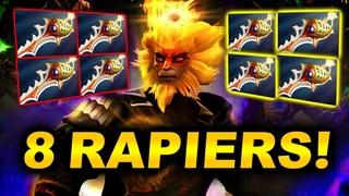 8 RAPIERS THE CRAZIEST GAME!!! -  vs ASTER - DPC CHINA 2021 WINTER LEAGUE DOTA 2