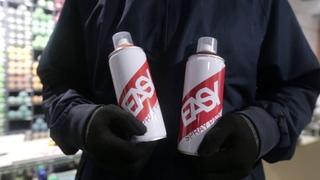 Аэрозольная краска EASY   Обзор от