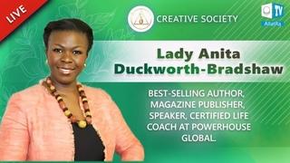 Transforming Lives Globally. Lady Anita Duckworth-Bradshaw. Allatraunites