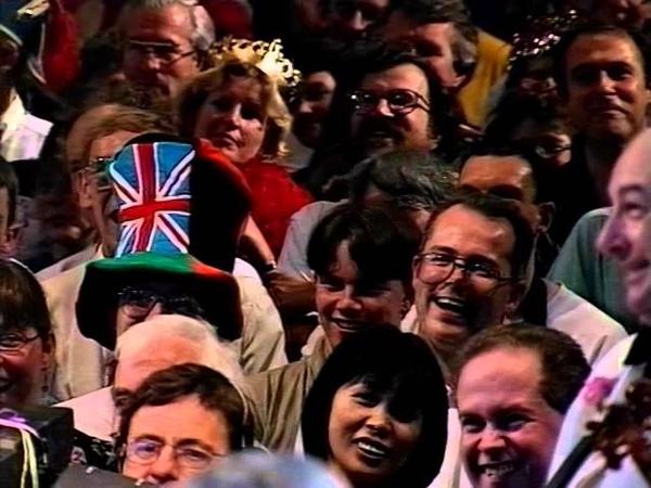 Duetto buffo di due gatti - aka The Cats' Duet - Proms '96 - Felicity Lott and Ann Murray