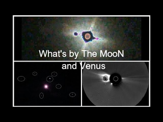 """°•NIBIRUCATACLYSM°•PLANETX°•NEMESIS°•NIBIRU°•WORMWOOD°•PLANET X SIGNS°• WHAT""""S BY THE MOO AND VENUS?"""