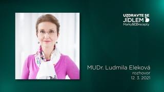 MUDr. Ludmila Eleková - rozhovor o po-covidové rekonvalescenci, prevenci a dalších otázkách