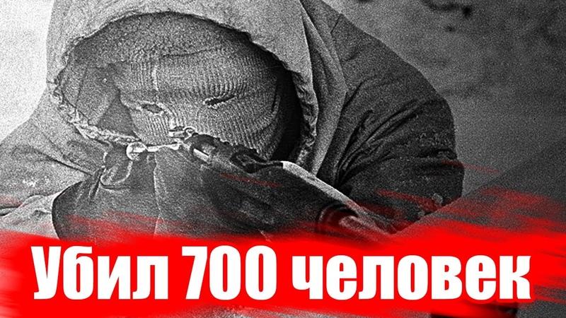 БЕЛАЯ СМЕРТЬ ● Убил 700 Человек Симо Хяюхя
