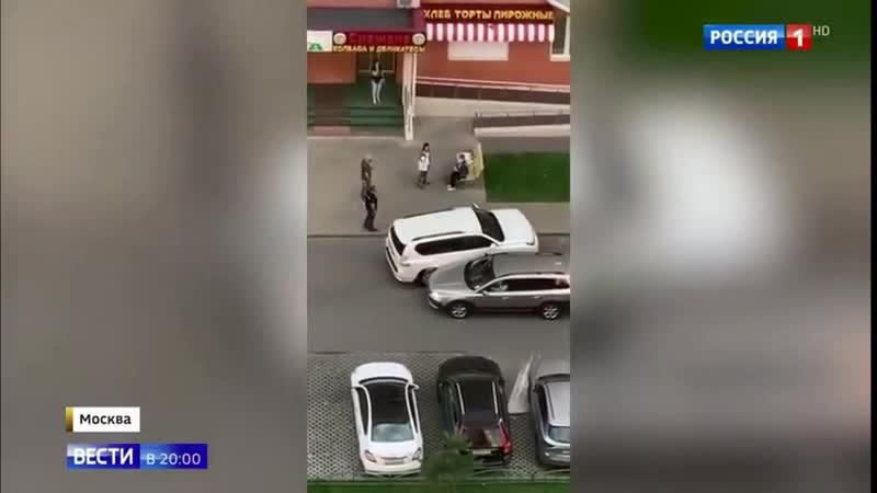 Жители Москвы не пустили пьяного за руль Скандальная история с москвичом на внедорожнике