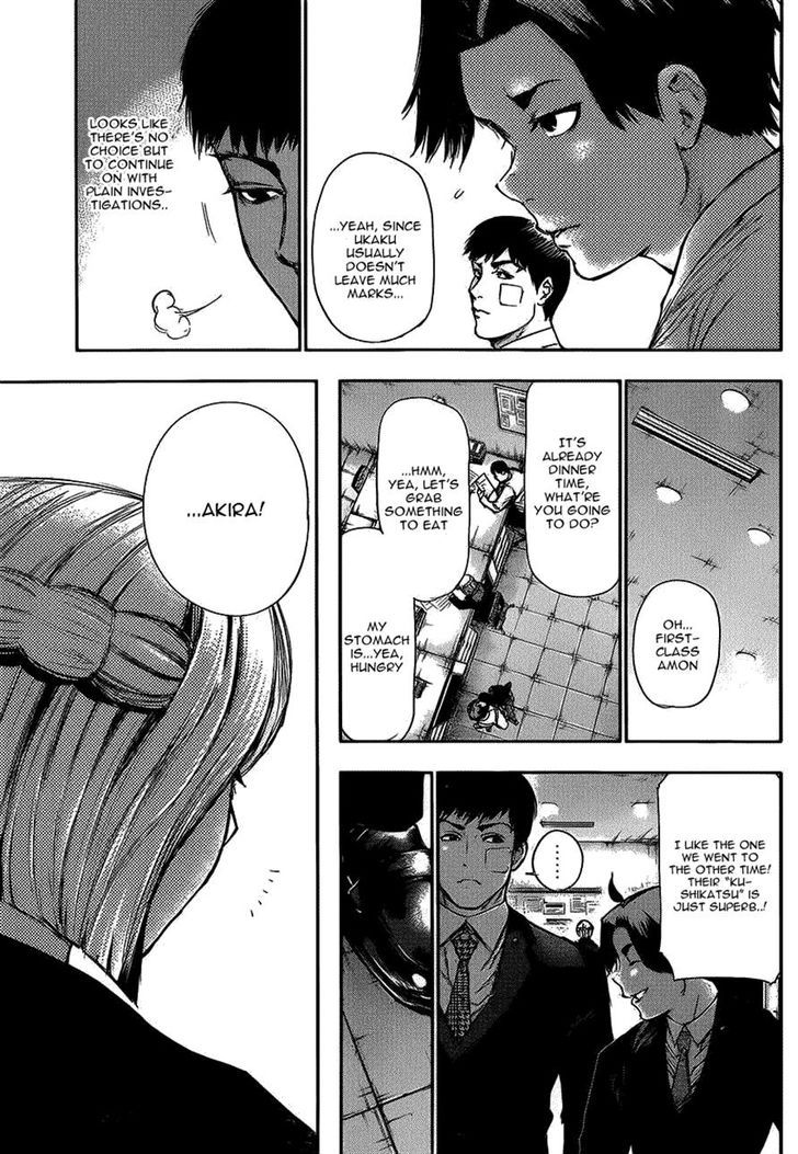Tokyo Ghoul, Vol. 11 Chapter 109 Hanged Man, image #13