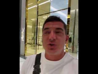 Курбан Омаров рассказал, как он с любимой женой ходит по магазинам