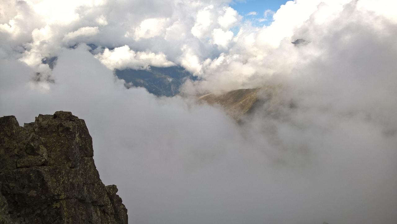 Климат в турецких горах Качкар
