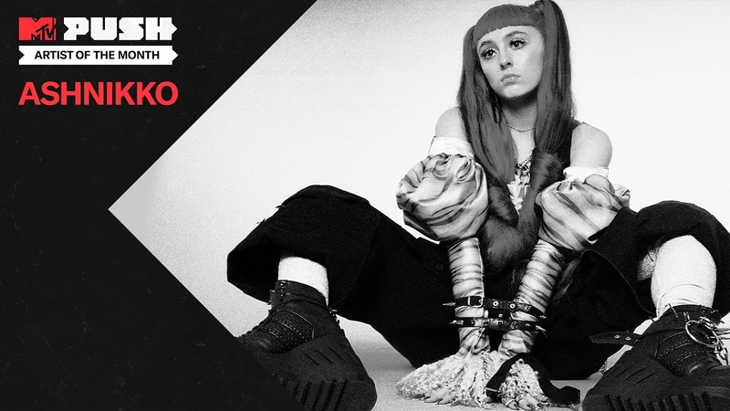 "Ashnikko's EXCLUSIVE Daisy"" Official MTV Music Video Performance MTV Push"