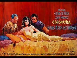 Cleopatra (1963) Better Quality  Elizabeth Taylor, Richard Burton, Rex Harrison