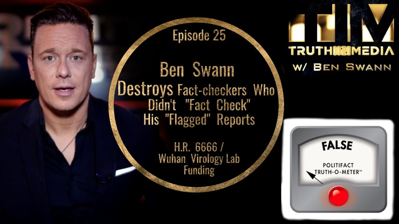 Ben Swann Destroys Fact checkers Who Didn't Fact Check His Flagged Reports