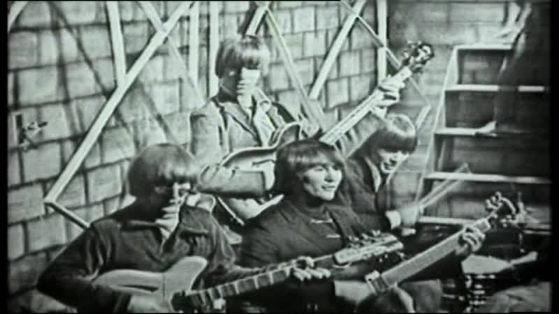 The Byrds — All I Really Want To Do (Top Of The Pops 12-08-1965) = 40 Jaar Top 40 1965-1966