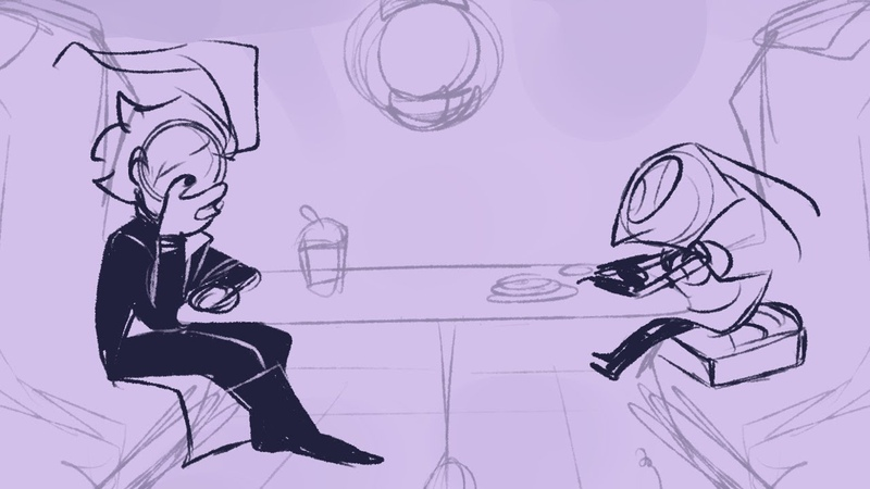Play Date | Invader Zim Animatic