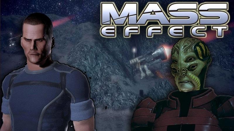 Спасение Терра Новы Mass Effect
