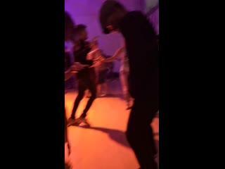 Salsa fiesta con Adonis