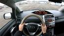 2010 TOYOTA VERSO 1.8L (147) POV TEST DRIVE