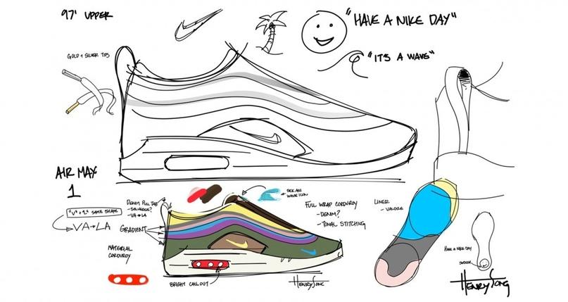 Nike Air Max 197 VF Sean Wotherspoon | ВКонтакте