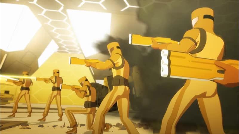 Железный Человек Приключения в Броне 1 Сезон 23 Серия Неуправляемый