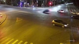 Пьяного оренбуржца на угнанном в Волгограде такси остановили полицейские пули