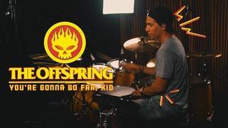 Ricardo Viana - The Offspring - You're Gonna Go Far, Kid (Drum Cover)