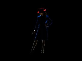 Агент Картер - 2 сезон 2 серия. «Вид в Темноте»