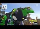 Трансформеры роботы под прикрытием 2 сезон 1 серия