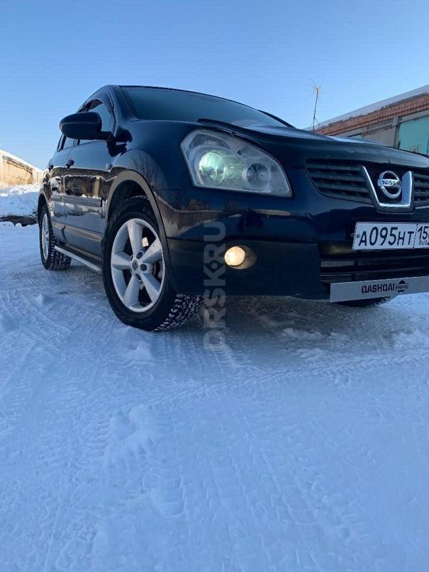 NISSAN QASHQAI  2007г  Полноприводный автомобиль | Объявления Орска и Новотроицка №13503