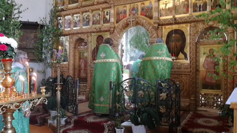 Live: Храм Иверской иконы Божией Матери г. Рыбинск