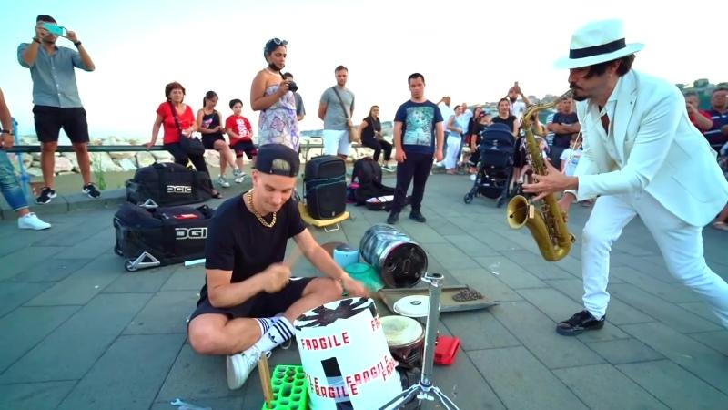 Daniele Vitale Sax feat. Alexandra Stan - Mr Saxobeat (feat. Damat Drummer) (2020)