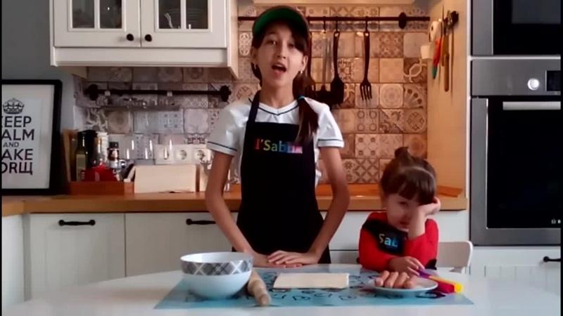 Сосиски в тесте в духовке Дети готовят еду сами без родителей Cooking
