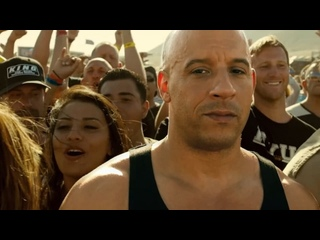 Ride Out - Kid Ink, Tyga, Wale, YG, Rich Homie Quan (OST Furious 7) (subtitles)
